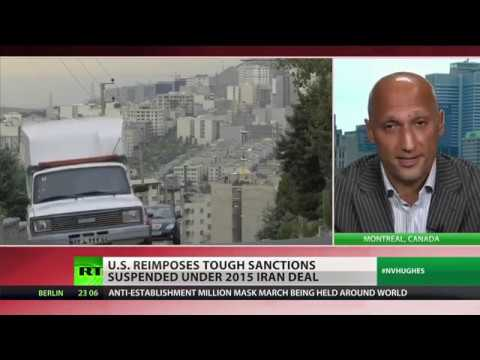 Sanctions on Iran 'Have Nothing To Do With Human Rights' – activist
