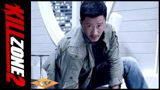 KILL ZONE 2 (2016) Movie Clip Knife Fight Scene - Featuring Tony Jaa - Well GO USA