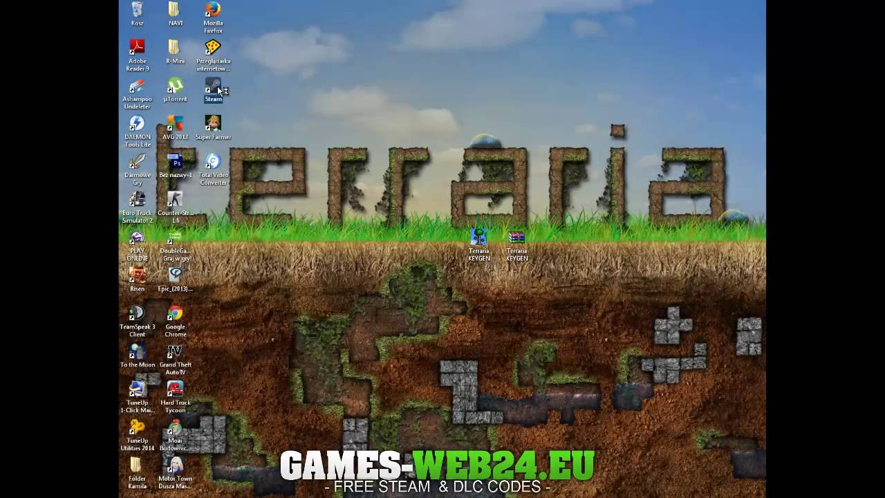 where can i download terraria for free