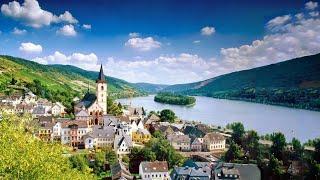 浪漫的萊茵河 Rhine Gorge