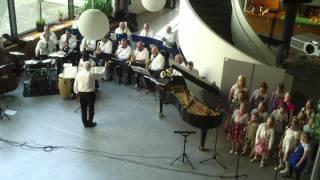 Mikä kesä, lapsikuoro, Vanaja Big Band