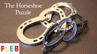 The Horseshoe Puzzle and Variation