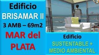 Departamentos de Pozo - Edificio Brisamar II - 3 AMB - 69 m2