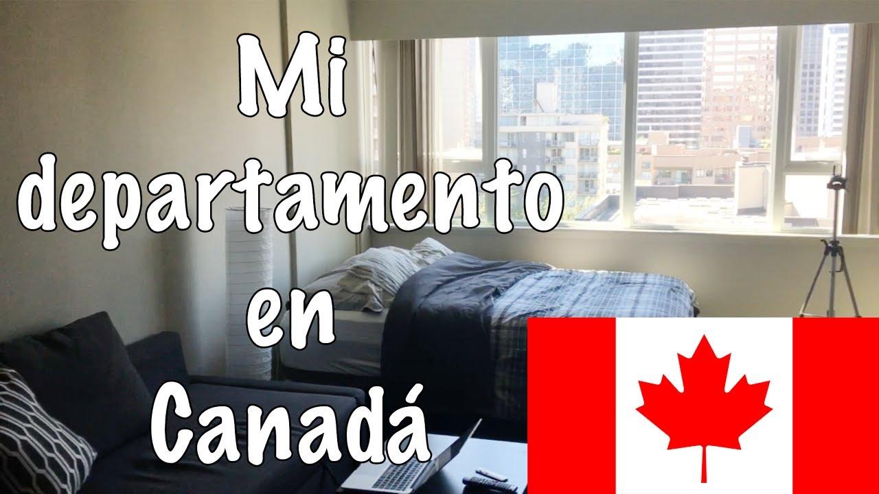 MI DEPARTAMENTO EN CANADÁ - RENTA EN CANADÁ