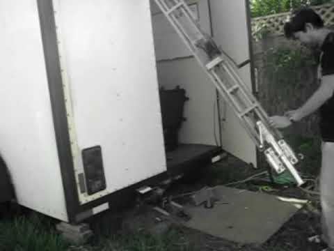 Ham Radio Emergency Communication Trailer