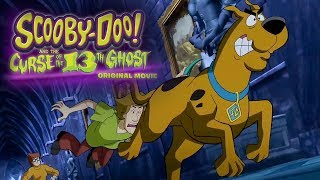 Scooby-Doo and the Curse of the 13th Ghost-TRAILER REACTION