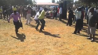 great zimbabwe university band