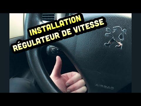 Installation Régulateur De Vitesse Peugeot 307 !