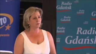 Sopockie Dni Sztuki Wokalnej -2014, Bożena Harasimowicz Recital