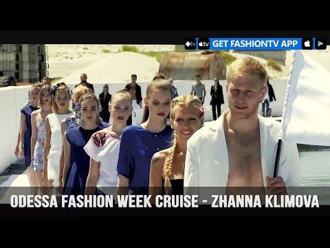 Odessa Fashion Week Cruise - Zhanna Klimova | FashionTV