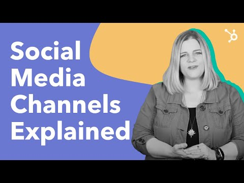 Popular Social Media Channels for your Business (Explained)