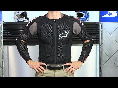 Alpinestars Vector Tech Protection Jacket Ss