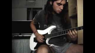 Rock Hard Ride Free - Judas Priest ( Cover / Tributo ) IBANEZ RG2550Z