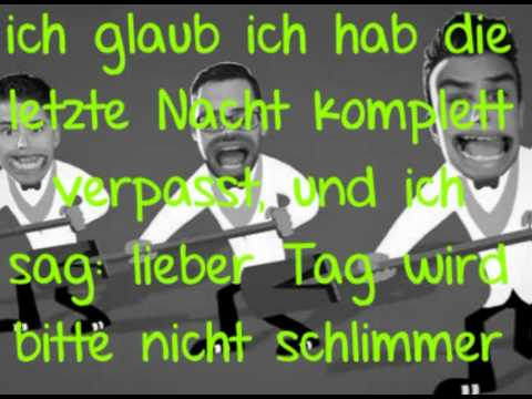 Ne Leiche (feat. Sido) - SDP +Lyrics on screen [HQ][HD]