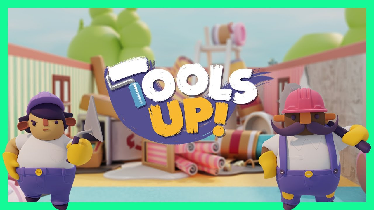 Tools Up! | Official Release Trailer | 2020 | Japan | (PS4)