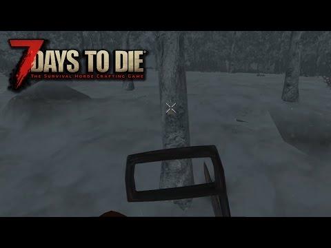 7 Days To Die Alpha15 #47 - БЕНЗОПИЛА НАКОНЕЦ ТО!