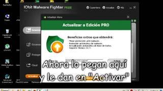 Seriales IObit Malware Fighter v1.6_1.5 [Full]