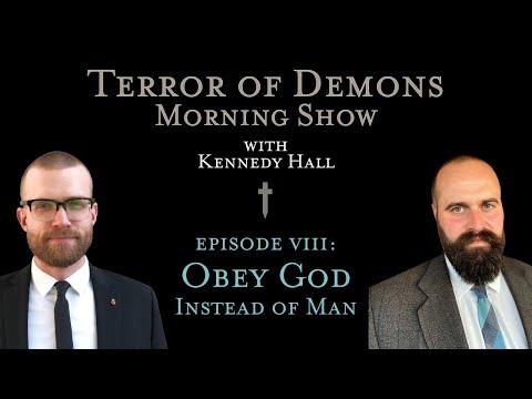 Obey God instead of Man: Terror of Demons 008