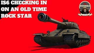 IS-6 WORLD OF TANKS BLITZ DEEP DIVING THE RETRO