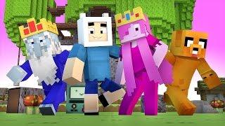 Minecraft: HORA DE AVENTURA - O FILME