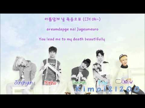 SHINee - Love Like Oxygen (산소 같은 너) [Hangul/Romanization/English] Color & Picture Coded HD
