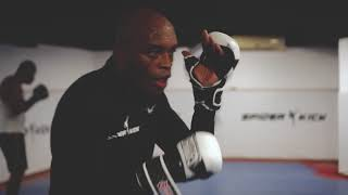 UFC 237: Watch Anderson Silva Train for UFC 237 in Rio Brazil - Spider Kick Official Video