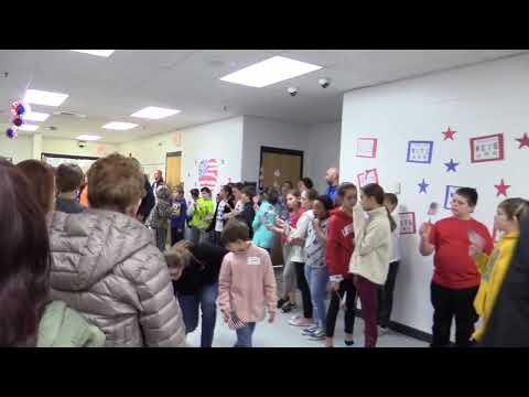 Festus Intermediate School Veterans' Assembly