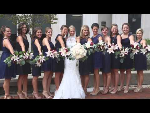 Downtown Lexington Kentucky Wedding -- Barry + Kristen