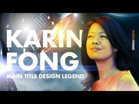🔴 Getting Started & Working as a Creative Director on Main Titles: Karin Fong
