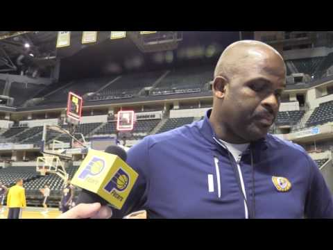 Practice: McMillan on Young Players, Al Jefferson