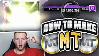 HOW TO MAKE MT IN MYTEAM (BEST WAY)!! QUICKEST METHOD! (NBA 2K20 MYTEAM)