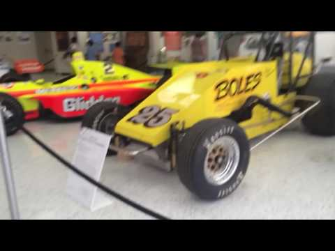 My trip to the Indianapolis Motor Speedway Museum