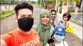 Evening Walk With Family | Mashura | Basheer Bashi | Suhana