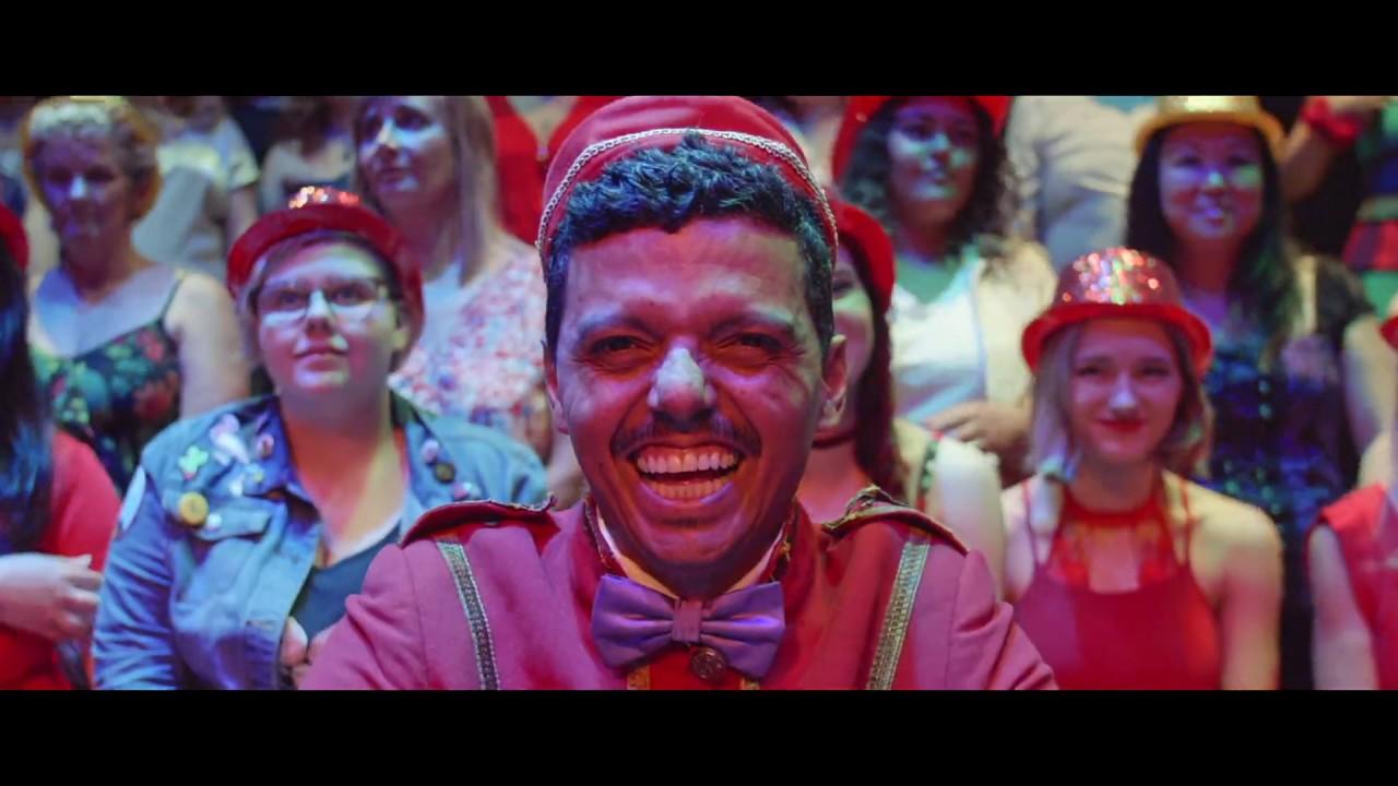 "YoungOneStudio Music Video ""PopSickIllJam"""" by Tony's Robot"