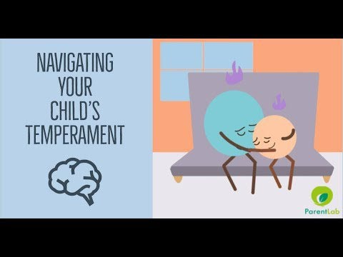 Navigating Your Child's Temperament
