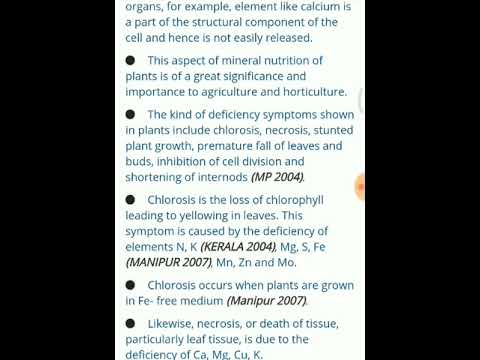 Neet revision Series : Mineral Nutrition complete ncert coverage plus past year question