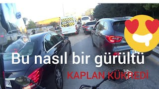 MT07 ile Ankara trafiğine gürültülü çözüm! |Tiger egzoz|