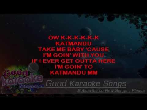 Katmandu -  Bob Seger (Lyrics Karaoke) [ goodkaraokesongs.com ]