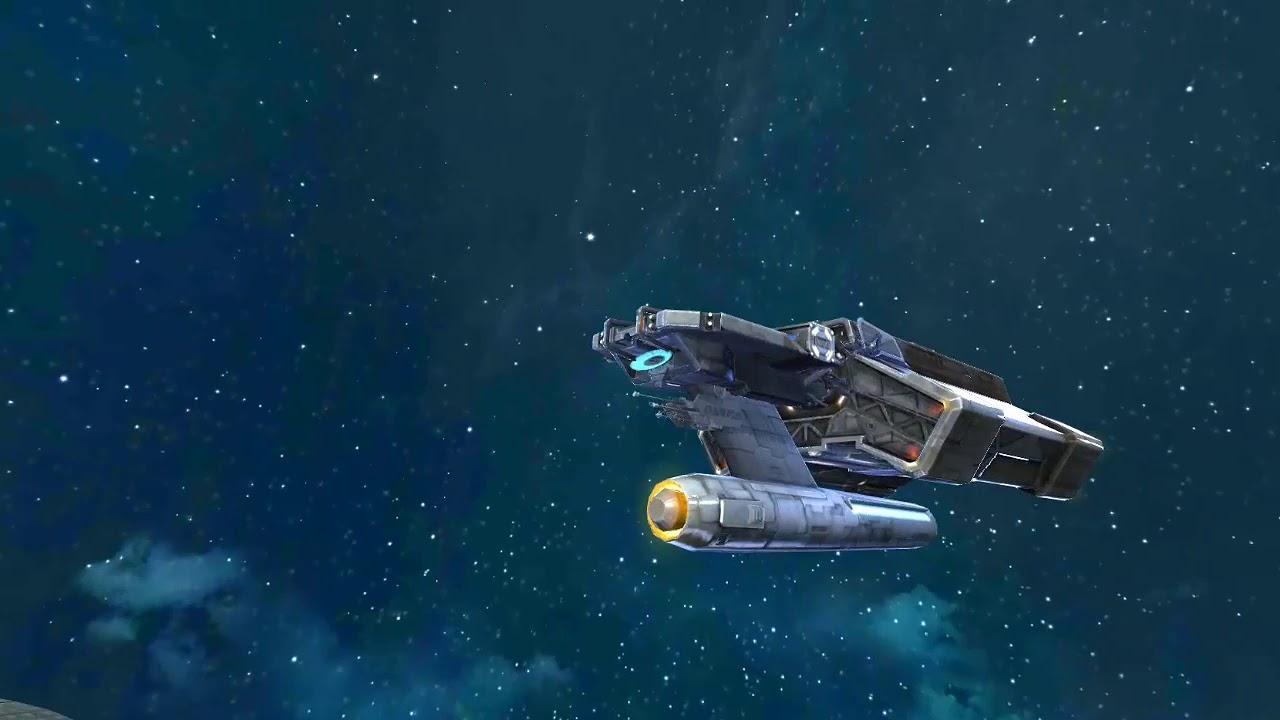 Star Trek Fleet Command - Exit ECS Fortunate