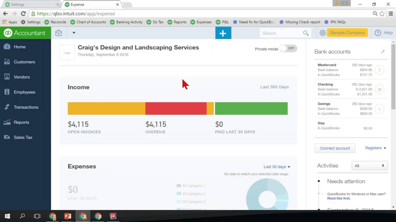 Job Costing in QuickBooks Online -- QB Power Hour - YouTube