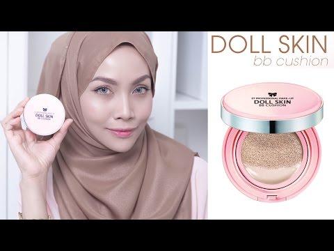 MAKEUP RAYA SIMPLE_ Doll Skin BB Cushion