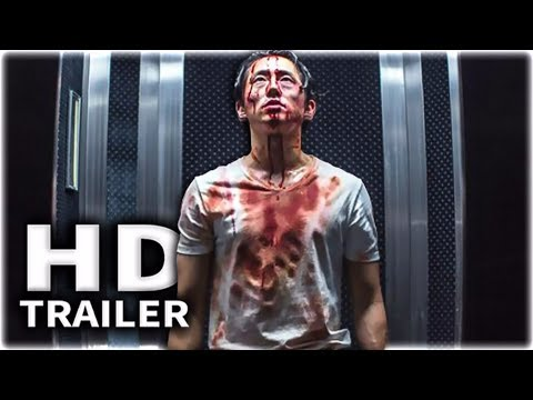 MAYHEM Official Trailer (2017) Steven Yeun, Zombie Like Action Movie HD