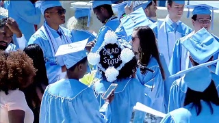 2017 Spring Commencement Ceremony | UNC-Chapel Hill thumbnail