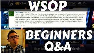 Beginner Walkthrough for WSOP Game   Poker Pro Status + Playtika Rewards   WSOP Guide