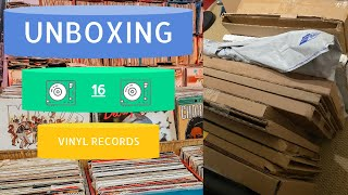 ENDLESSLY UNBOXING VINYL RECORDS   OPENING A RECORD STORE Q&A
