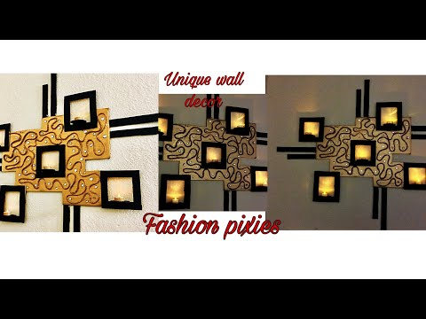 Home decoration handmade things/hand craft work at home/fashion pixies/cardboard crafts /craft work