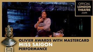 2015 Olivier Awards - Miss Saigon Performance
