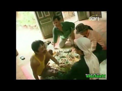 Phim hài miền Bắc cũ – Ăn cơm khách –  Giang còi, Quang Tèo, Phạm Bằng, Vượng Râu – Songlo Vlogs