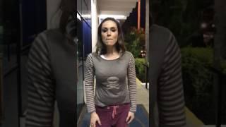 Baixar Nadja Haddad manda recado para Araçatuba