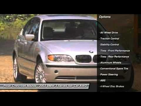 2003 BMW 3 SERIES White Bear Lake MN 20892